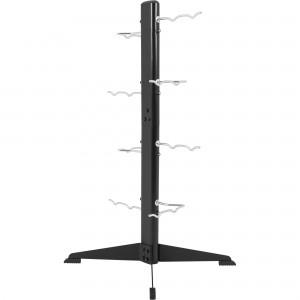 Rack de rangement pour accessoires de tirage