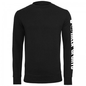 GS003 Gorilla Sports Crewneck sweatshirt noir - L