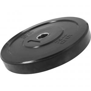 Poids Disques en Caoutchouc avec Absorbeur de choc – bumper plates de 15 KG