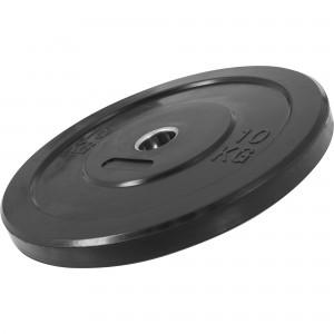Poids Disques en Caoutchouc avec Absorbeur de choc – bumper plates de 10 KG