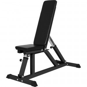 Banc de musculation multi-positions NOIR
