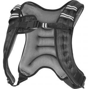 Gilet lesté (dorsal) 10kg X-Style