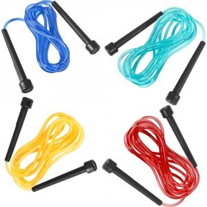Corde à sauter haute vitesse - Coloris : Rouge, Bleu, Jaune, Turquoise