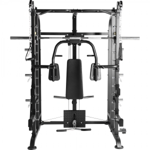 Smith machine multifonctions étendue Gorilla Sports