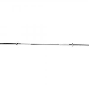 Barre longue avec bagues de serrage en forme d'étoile 180cm 30mm diamètre