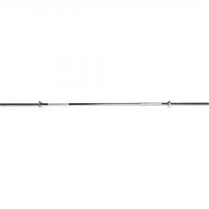 Barre longue avec bagues de serrage en forme d'étoile 200cm 30mm diamètre