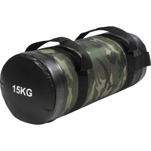 Sandbag / Fitness Bag Coloris Camouflage de 15 KG