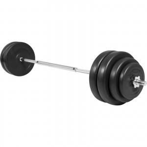 Gyronetics E-Series set barre longue 60 kg GN003