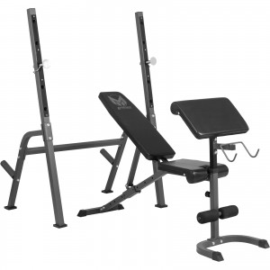 Gyronetics E-series banc + repose barre GN007