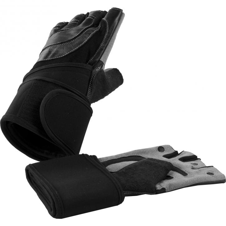 Gants d'entrainement + bande de soutien pour articulations Taille M