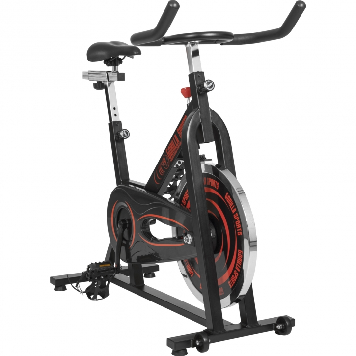 v lo d 39 appartement gorilla indoor cycling bike. Black Bedroom Furniture Sets. Home Design Ideas