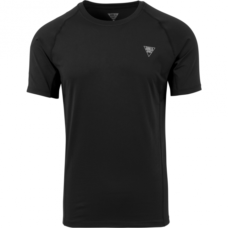 Gorilla Sports T-Shirt Fitness Technique Manches Courtes taille S