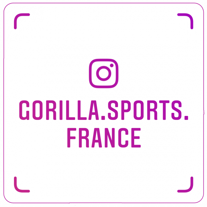 Instagram Goriila Sports France