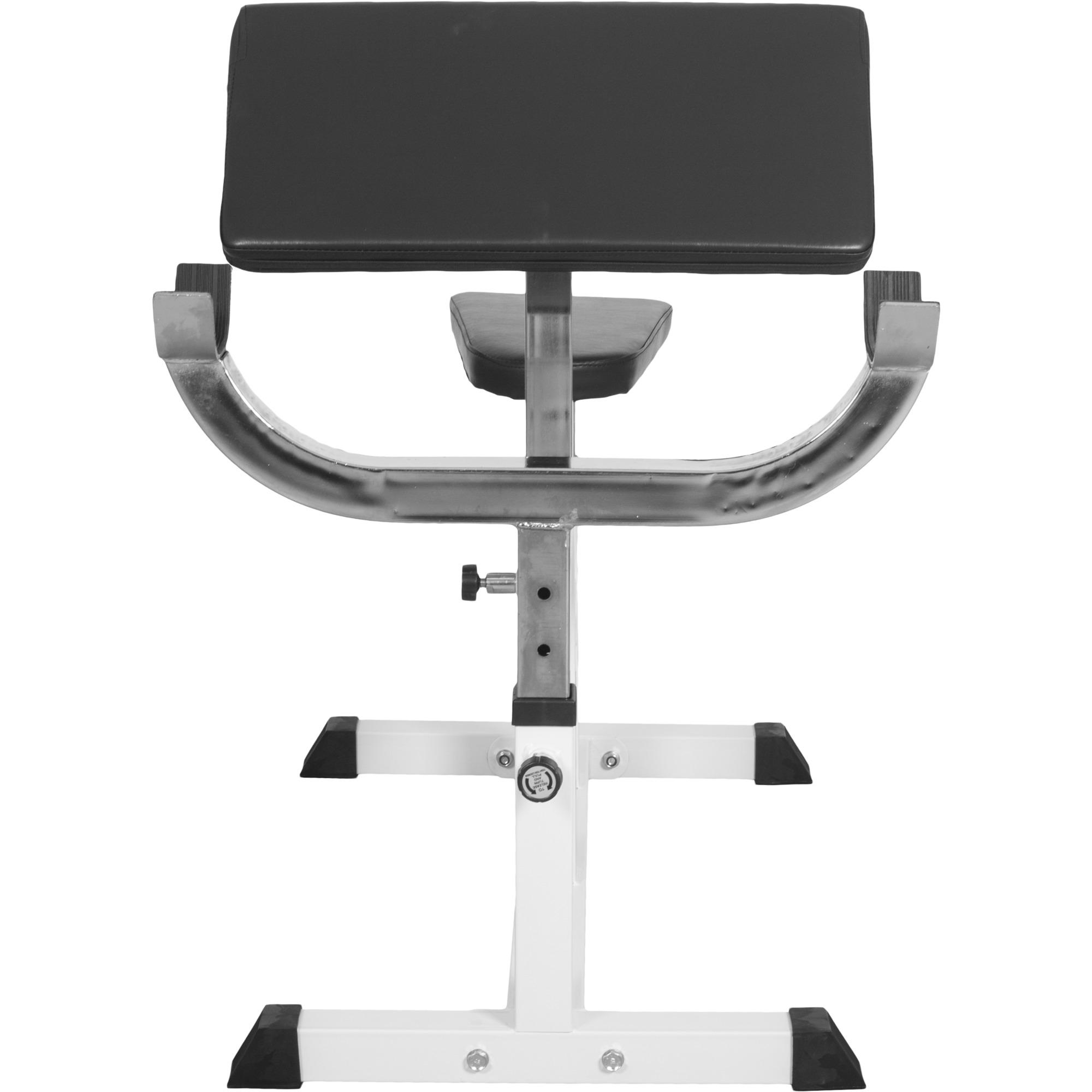 banc de musculation curl pour entrainer les biceps gs007 preachercurlbm 526. Black Bedroom Furniture Sets. Home Design Ideas