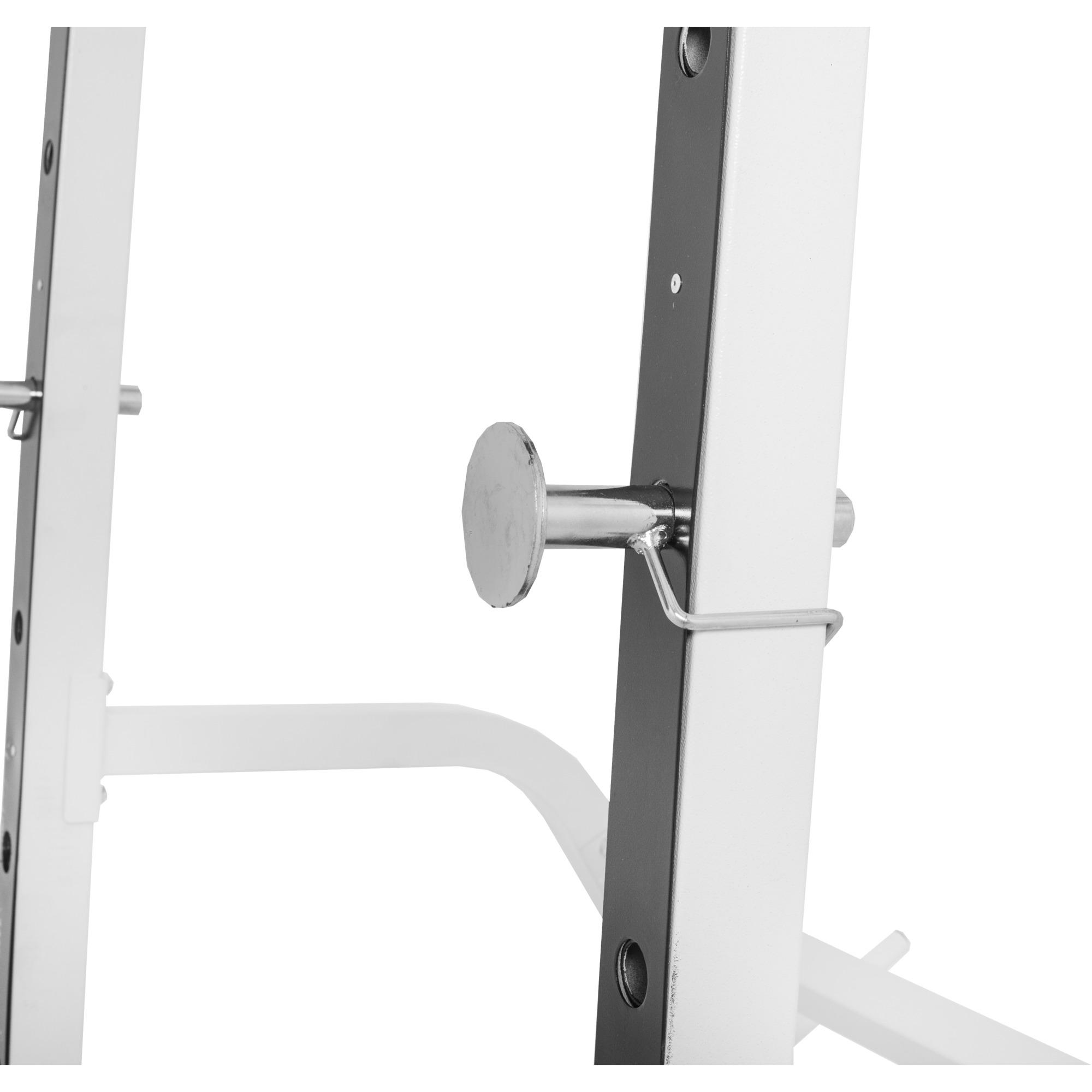 banc de musculation avec repose barre s par gs022. Black Bedroom Furniture Sets. Home Design Ideas