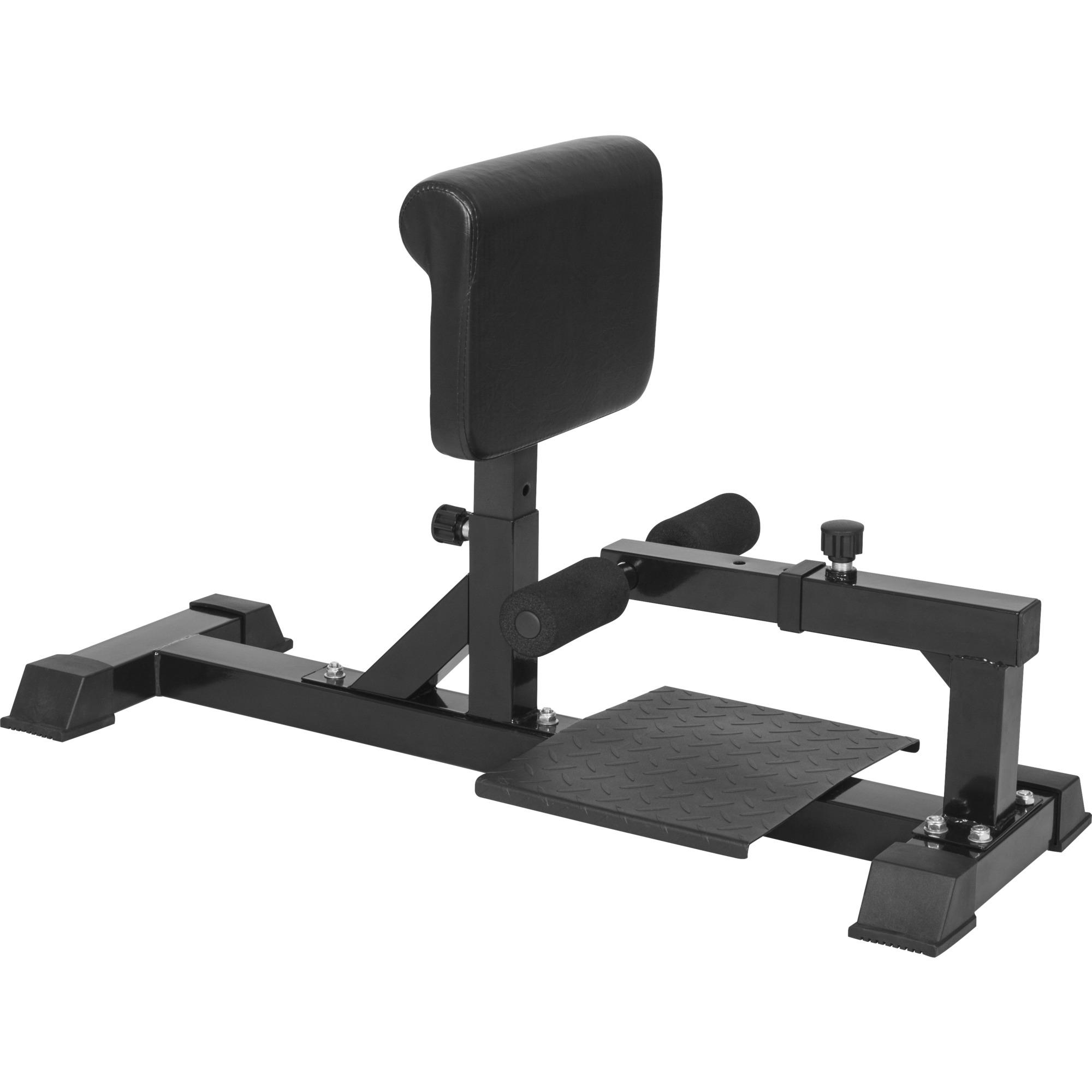 Sissy squat machine appareil abdominal et dos 10000576sissysquat - Banc de musculation gorilla sport ...