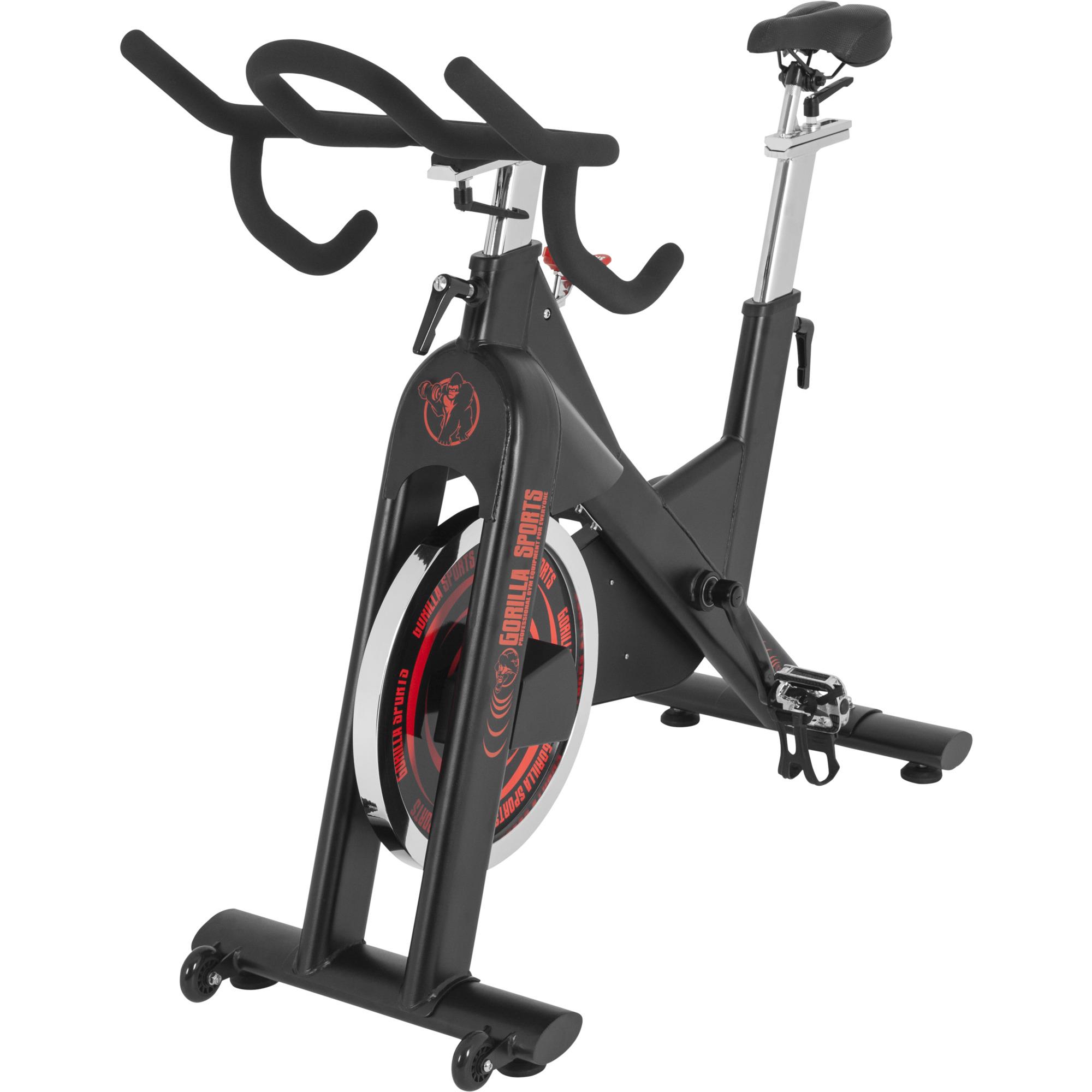 v lo d 39 appartement gorilla sports indoor cycling bike 10000619. Black Bedroom Furniture Sets. Home Design Ideas
