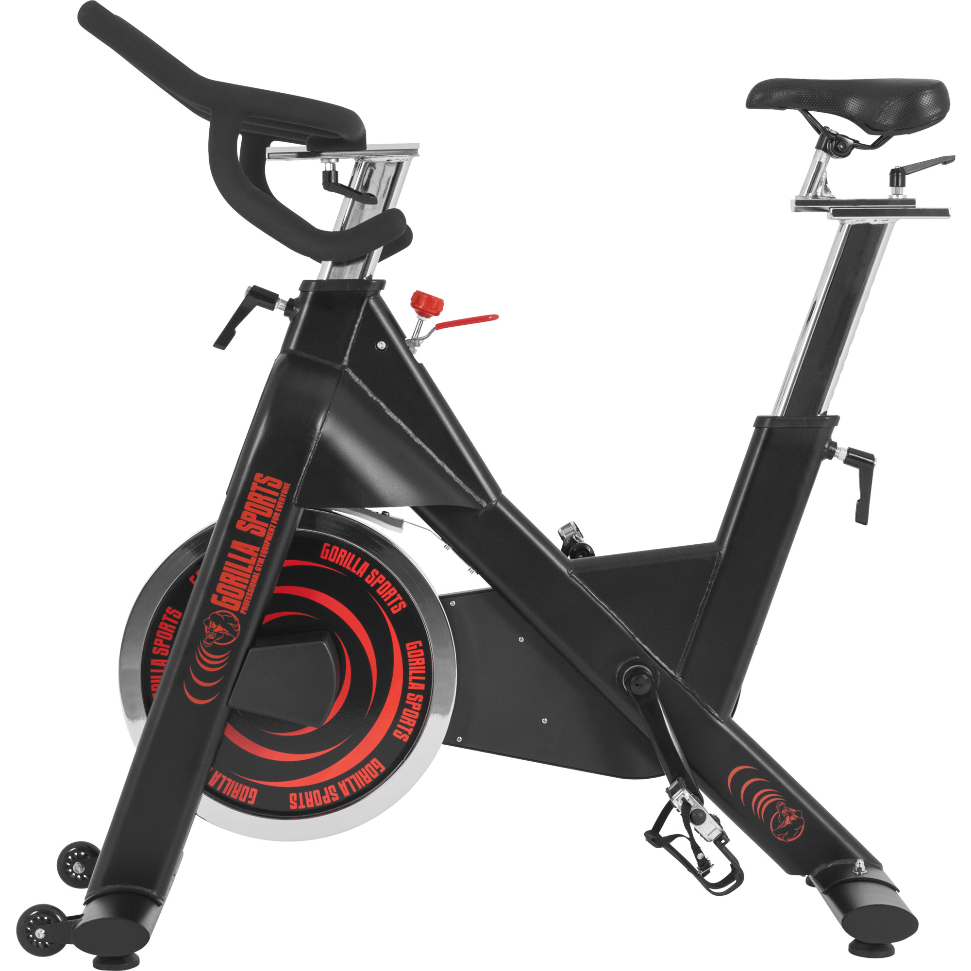 V lo d 39 appartement gorilla sports indoor cycling bike 10000619 - Velo d appartement biking ...