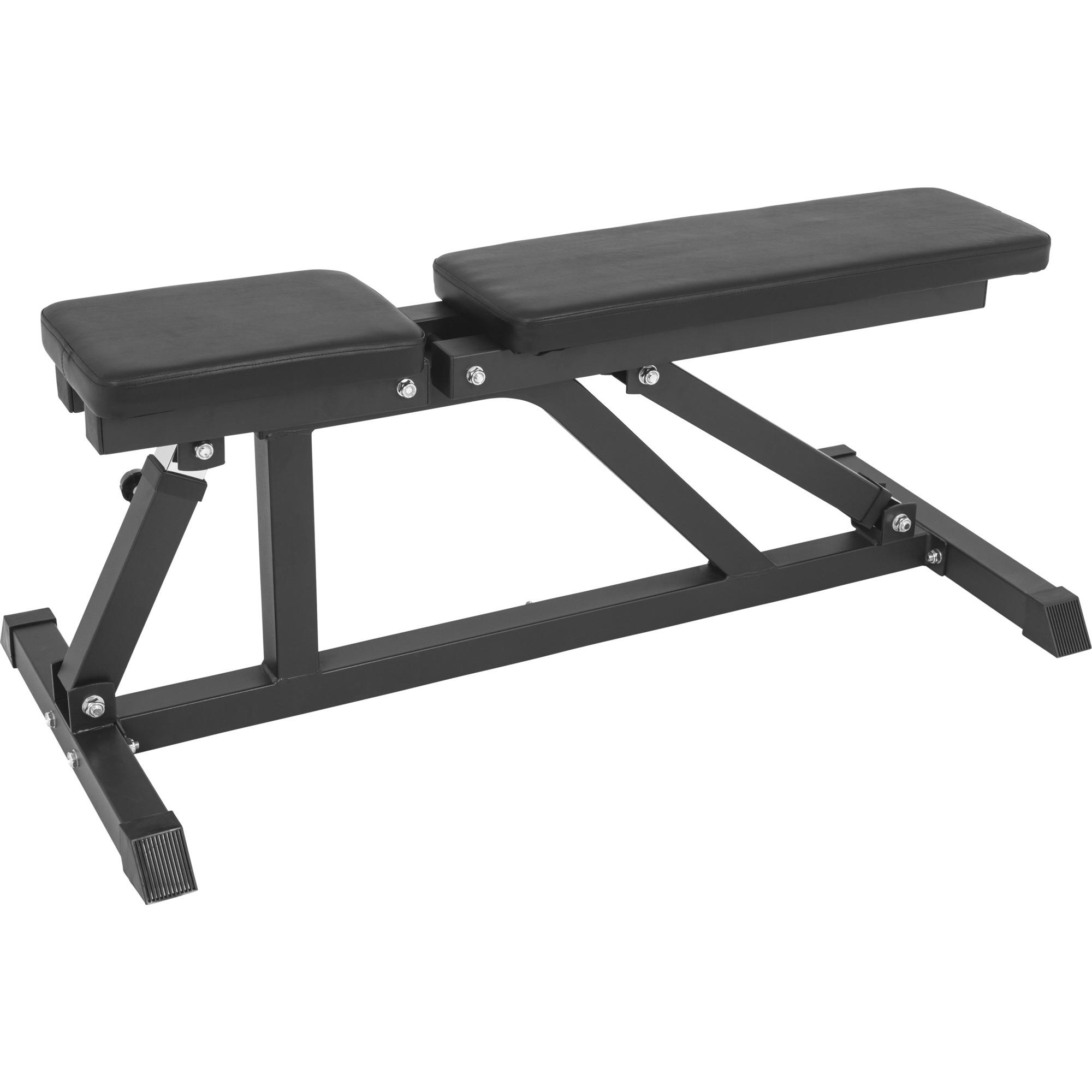 Gorilla sports banc de musculation multipositions noir ou blanc ebay - Banc de musculation gorilla sport ...