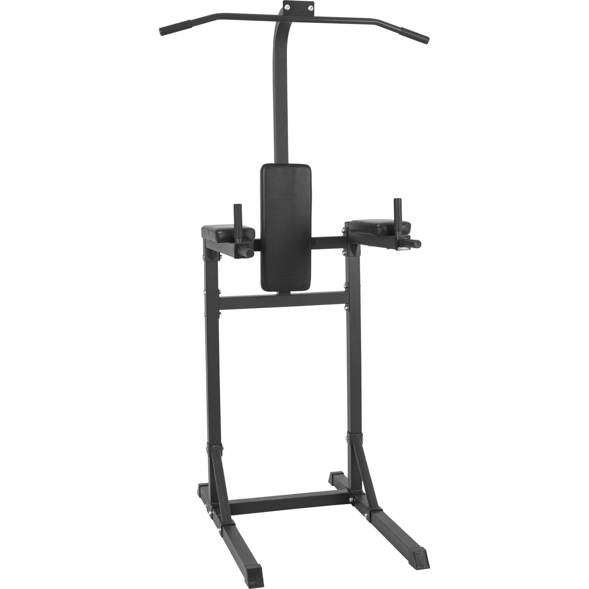 Station pour tractions chaise romaine noir 100127 00019 0001 - Chaise romaine fitness doctor razor cut ...