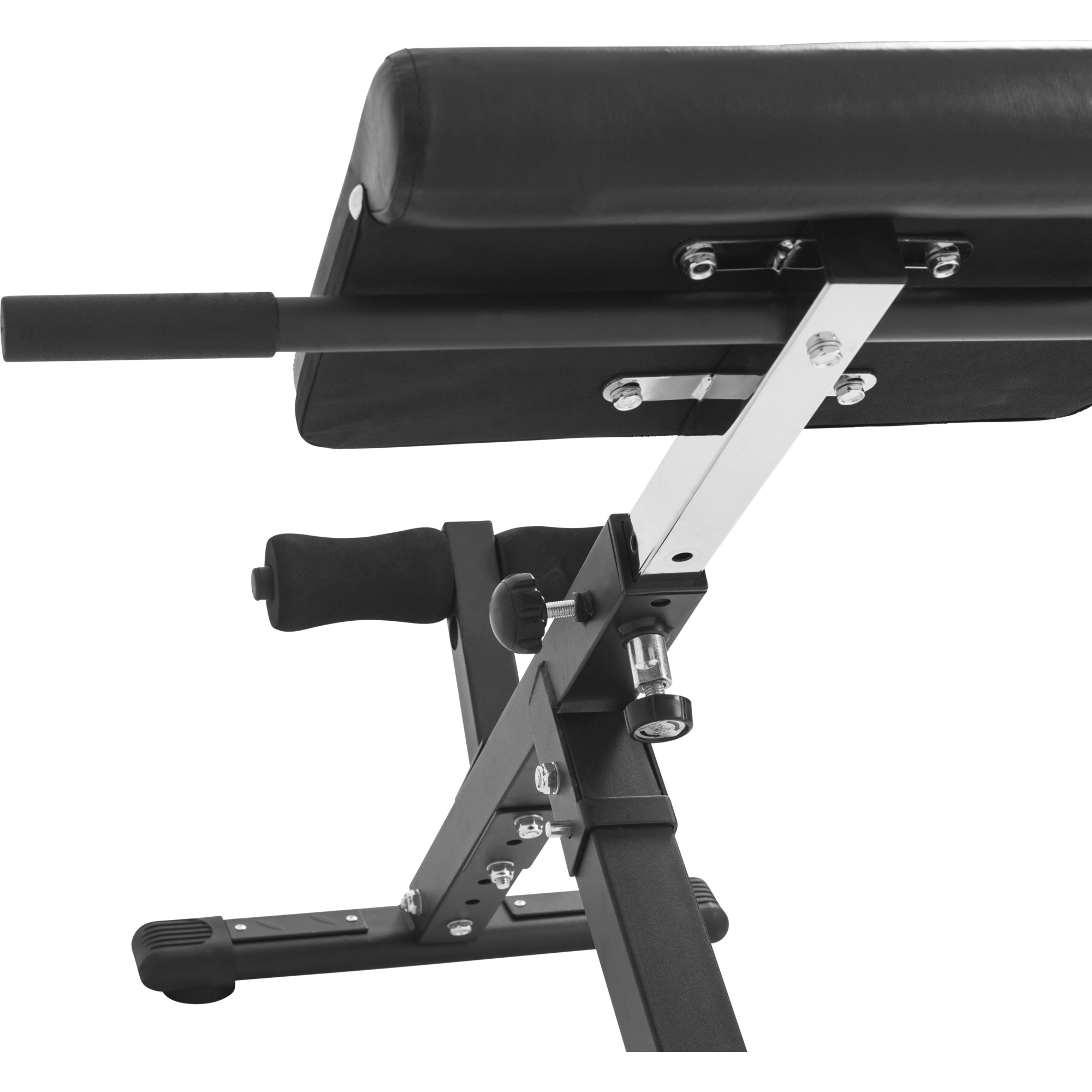 appareil de musculation pliable pour le dos noir 100772 00019 0001. Black Bedroom Furniture Sets. Home Design Ideas