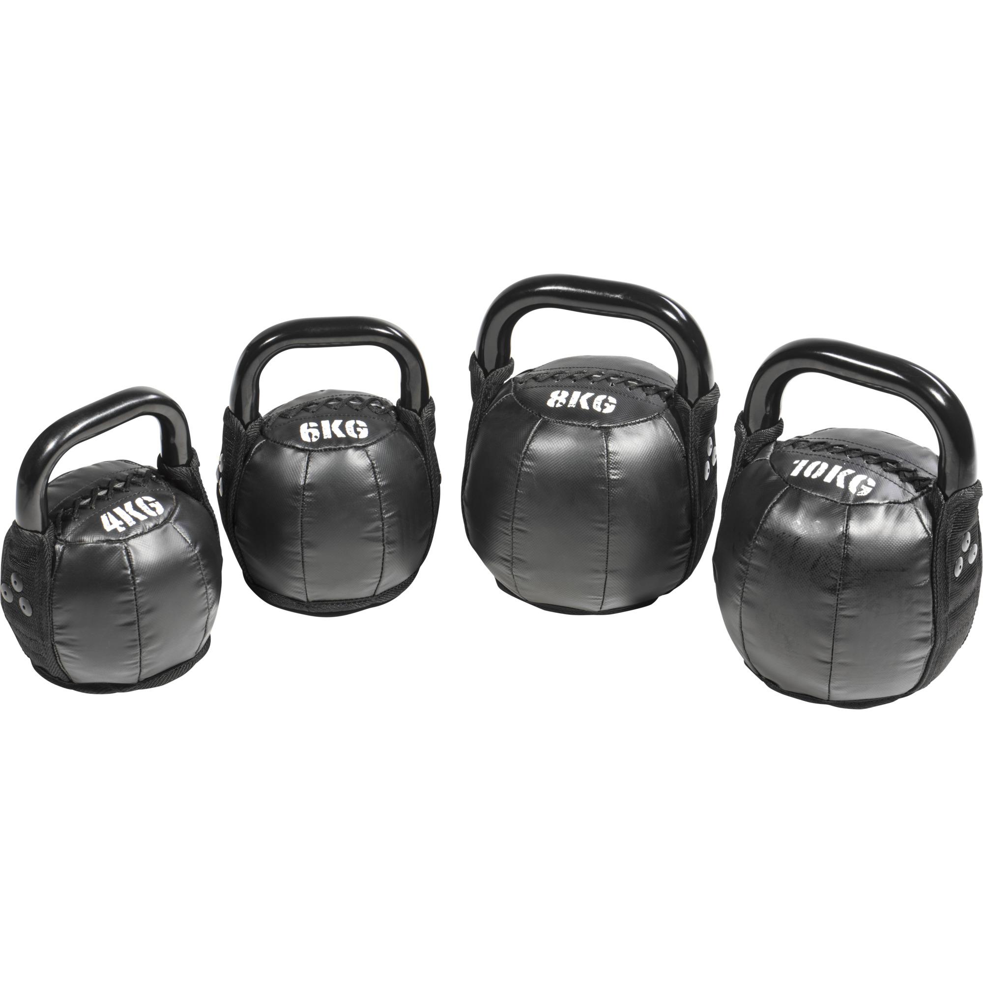 Gorilla Sports Kettlebell r/églable de 2,5Kg /à 22,5Kg