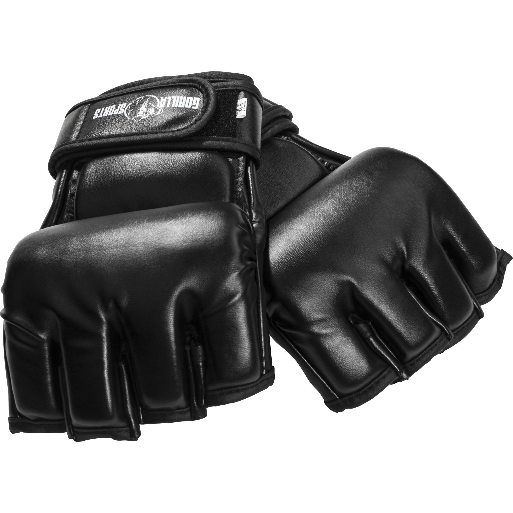 gants de boxe mitaines arts martiaux gorilla sports mma. Black Bedroom Furniture Sets. Home Design Ideas