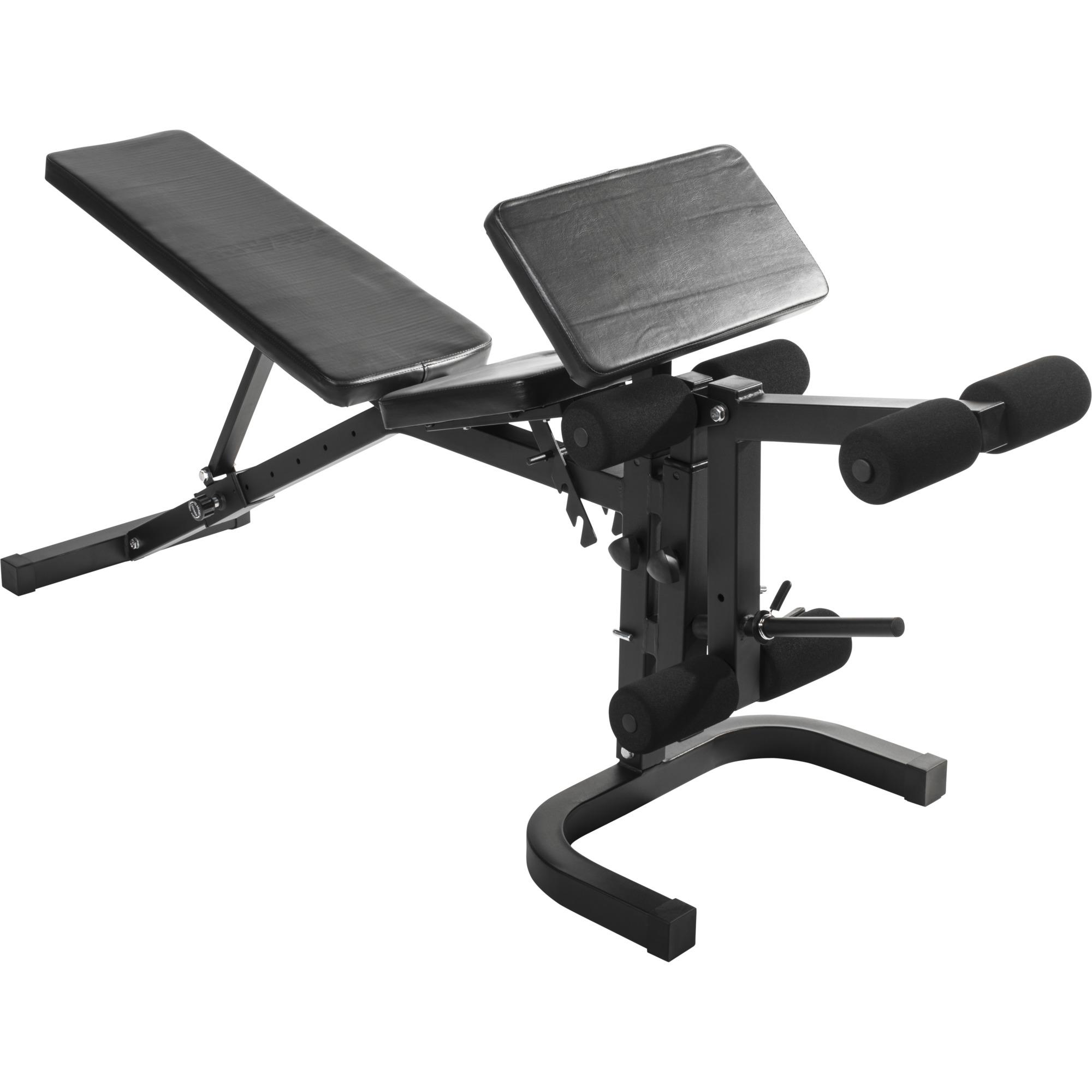 Home gym gorilla sports avec banc r glable s par 100909 00019 0001 - Banc de musculation gorilla sport ...