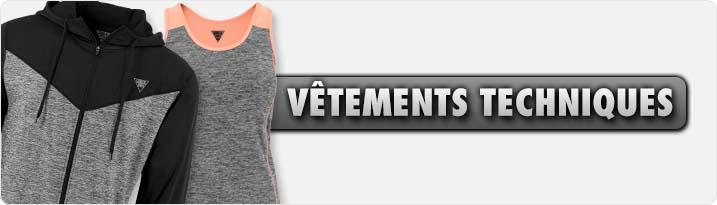 Vêtements Techniques