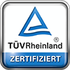 TÜV Rheinland Zertifiziert - ID: 1419042644